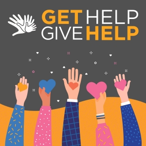 Get Help Give Help sharing image